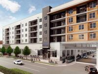 The One City View project will include 375 apartments.