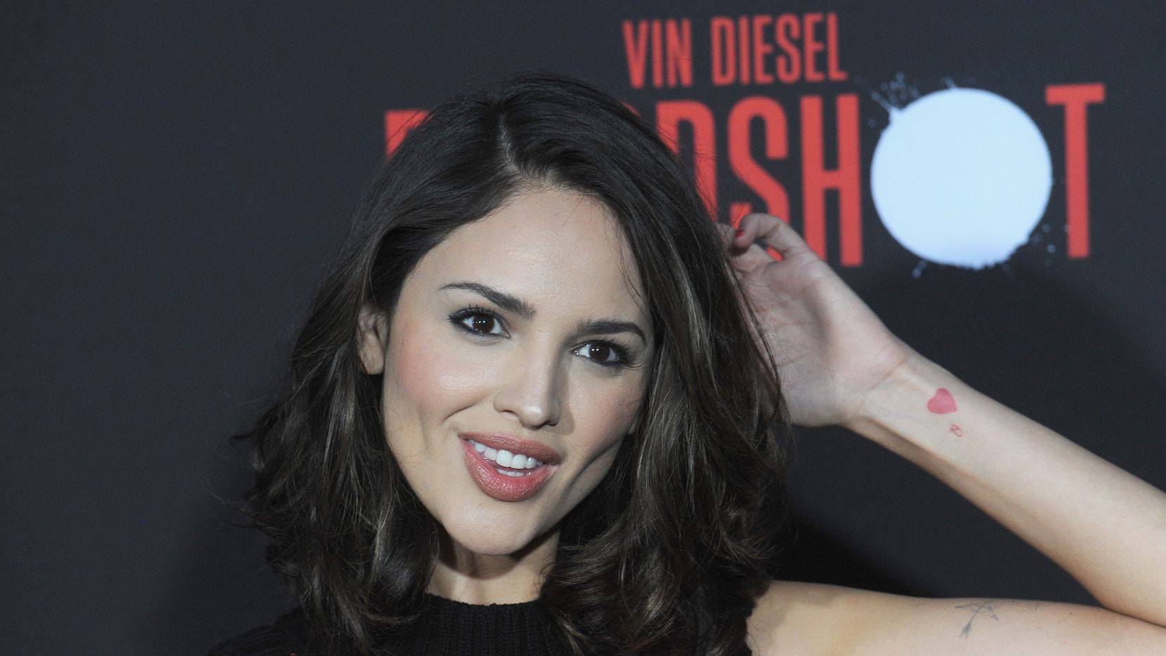 """Eiza Gonzalez en la premier de la película de Sony Pictures' """"Bloodshot"""", el 10 de marzo de 2020 en Los Ángeles, California."""
