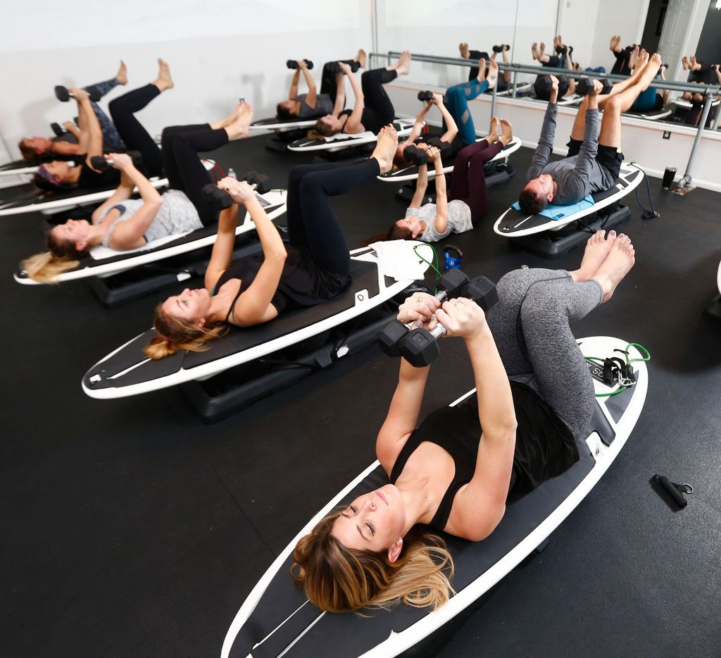 City Surf in Dallas is one of the most exciting new workout classes in the city.
