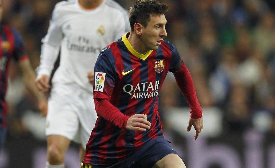 Lionel Messi reaparecerá este sábado con el Barcelona para el clásico español, luego de dos meses fuera por lesión. (AP/ANDRÉS KUDACKI)