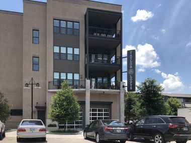 Coworking firm Industrious is going in the Taylor Lofts building at Pearl and Taylor streets.
