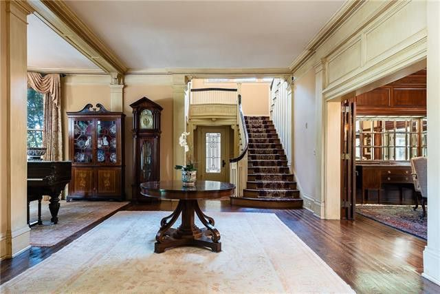 The more than 7,600-square-foot mansion was built starting in 1910 and is largely unchanged.