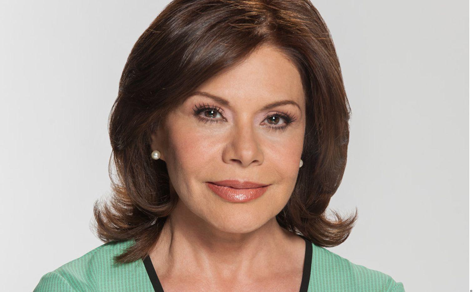 La actriz mexicana María Sorté agradeció el apoyo tras el atentado contra su hijo.