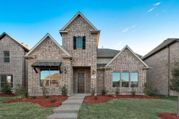 Megatel sells houses in North Texas priced from under $250,000 to more than $500,000.