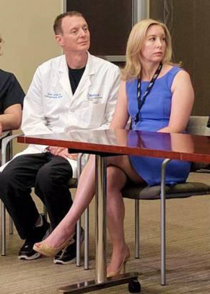 Ann Marie Warren, a clinical psychologist at Baylor University Medical, has done research on post-traumatic growth. She and her husband, Dr. Alan Jones, medical director of orthopedic surgery at the hospital, were featured in a Dallas Morning News story last week.
