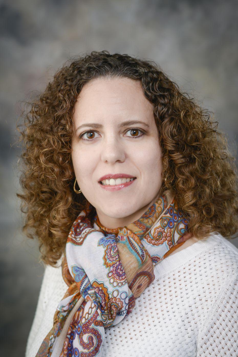 María José Fernández, gerente de atención de salud conductual en el hospital Children's Health.
