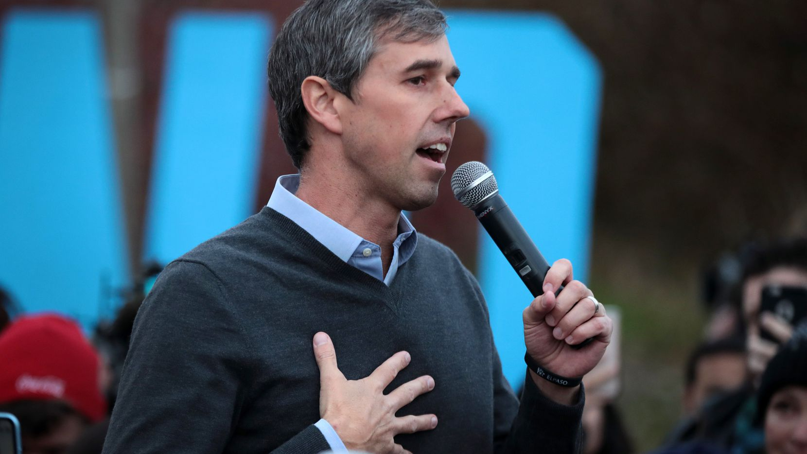 Former El Paso Rep. Beto O'Rourke will teach a class on Texas politics next semester at Texas State University.