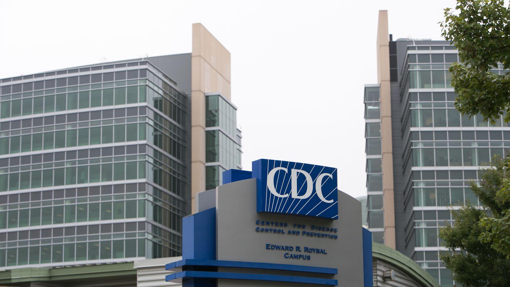 Las oficinas principales de los Centros para el Control y la Prevención de Enfermedades, en Atlanta, Estados Unidos.