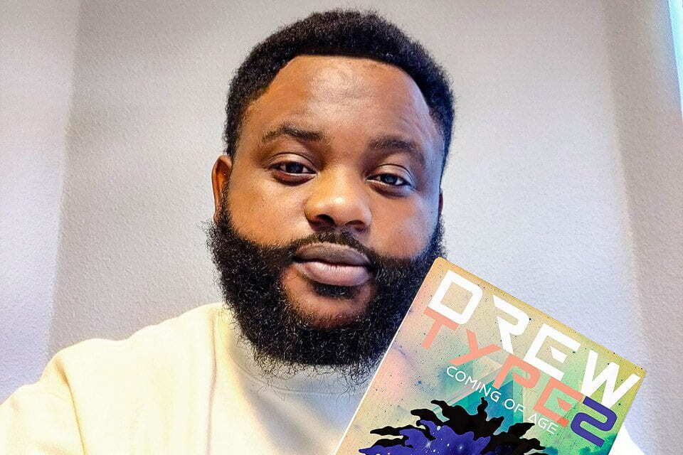 Irving ISD teacher Rodney Blanc recently published his debut novel, described on Amazon as a 'mystical, sci-fi, coming-of-age saga.'