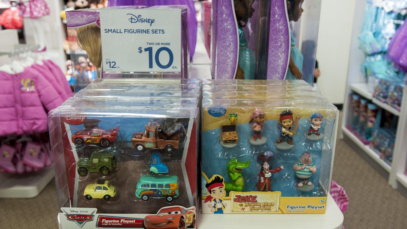 JC Penney ha vendido juguetes en la época de Navidad. DMN