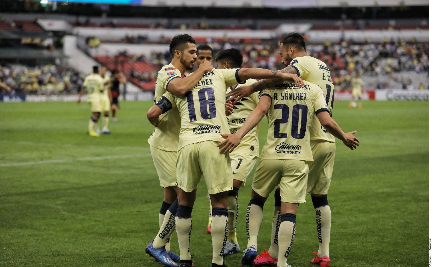El Club América cumple 104 años desde su fundación.