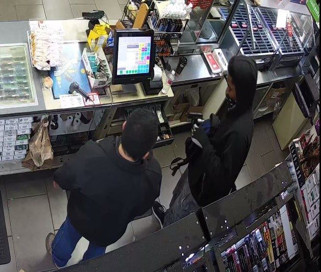 Police in four Tarrant County cities believe the same robber has struck multiple stores in recent days.