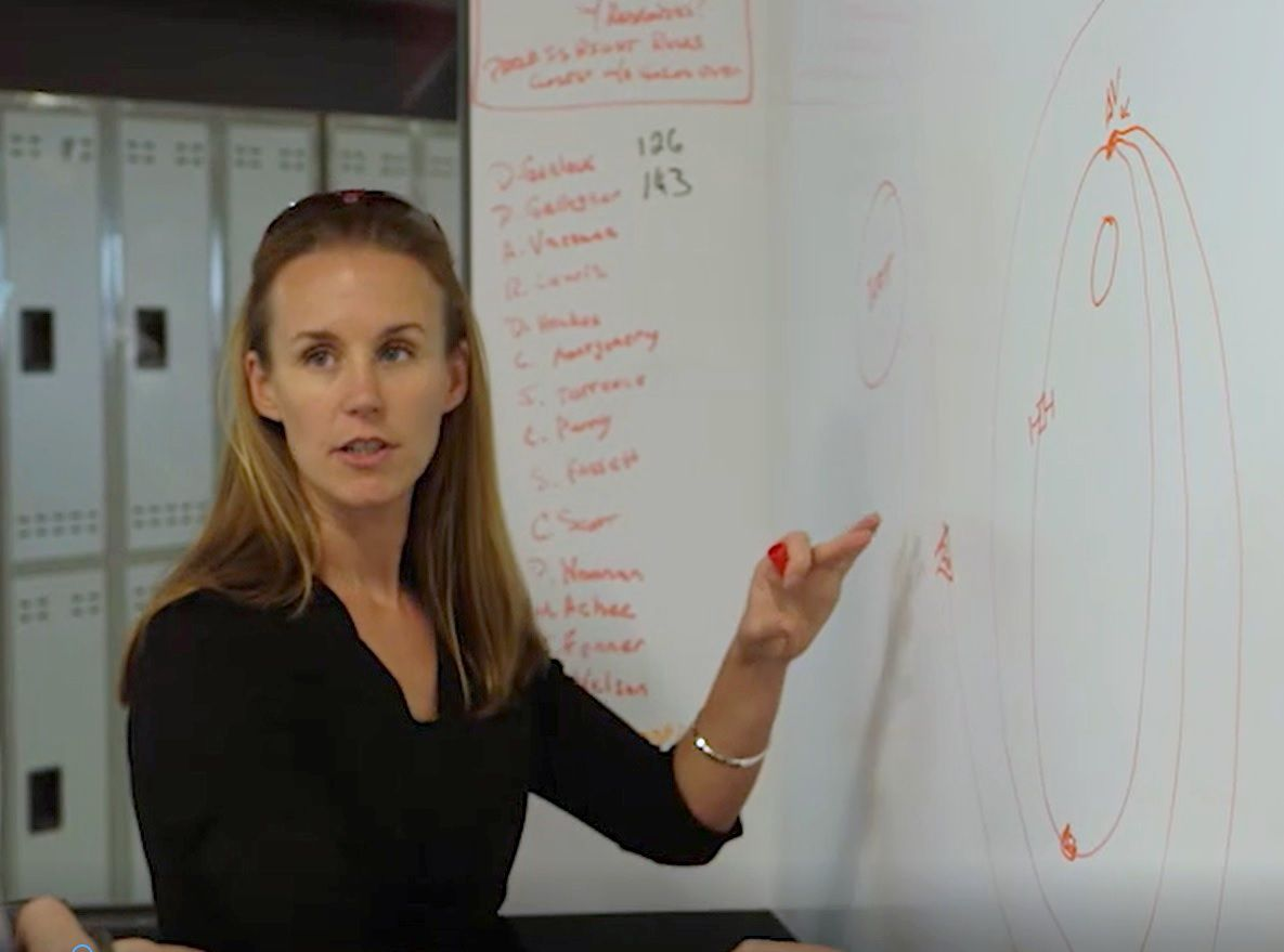 Diane Davis is the mission design lead for NASA Gateway's systems, engineering and integration