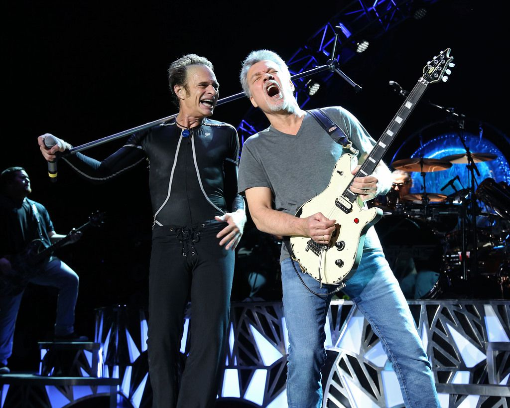 A story about David Lee Roth (left) and Eddie Van Halen of Van Halen helps Watchdog Dave Lieber explain a new development that ought to help Texans fight higher taxes.