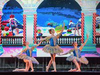 """North Central Ballet will stage another outdoor performance of """"The Nutcracker"""" Dec. 3-5 at Meadowmere Park, 3000 Meadowmere Ln. in Grapevine."""