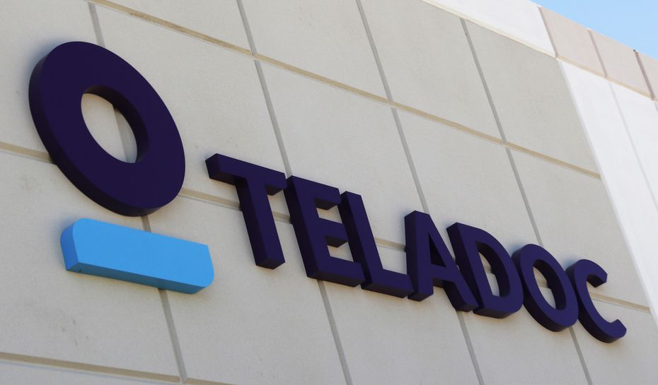 Teladoc, whose Lewisville operations hub has over 600 employees, conducted over 4.1 million virtual visits last year.