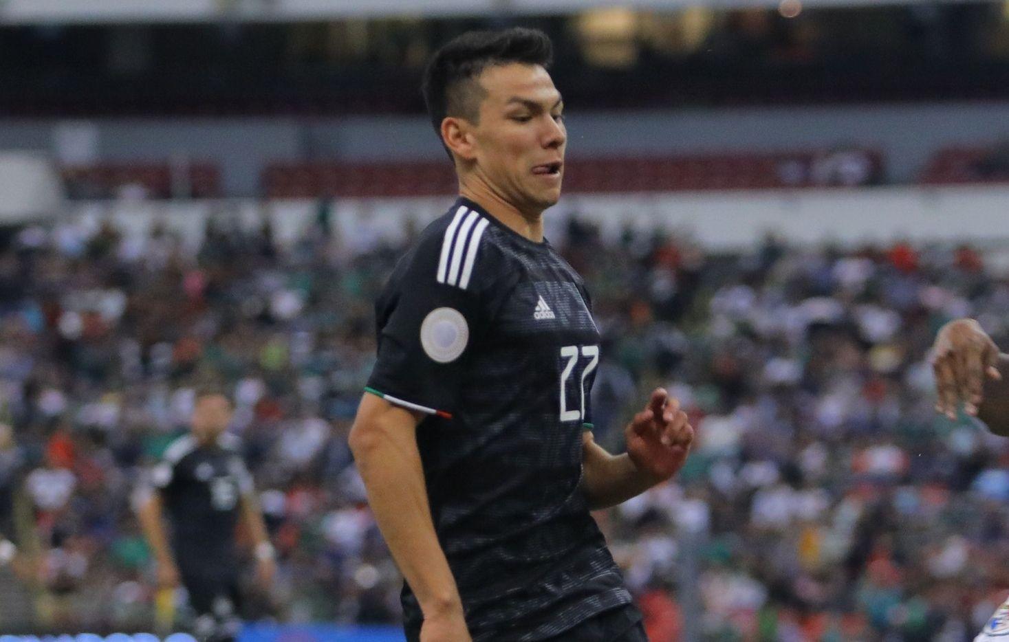 El delantero mexicano Hirving Lozano ha subido su nivel de juego con el Nápoles de Italia.