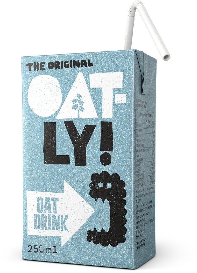 Oatly Inc. makes oat alternatives to milks, ice cream, yogurt, cooking creams and spreads.