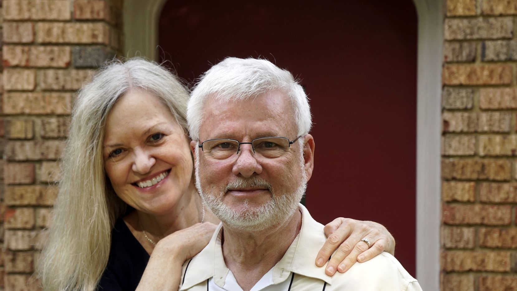 Karen and Kevin Hall are moving to Hawaii from their home in Fort Worth in June.