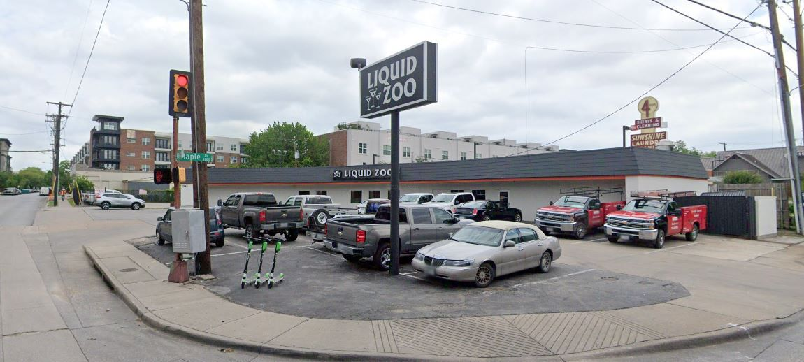 Dallas police were called to a bar at Knight Street and Maple Avenue early Sunday.