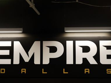 The Dallas Empire team in the Call of Duty League won the championship last year. They are located at Envy Gaming Headquarters in Dallas, Monday, March 29, 2021. (Tom Fox/The Dallas Morning News)