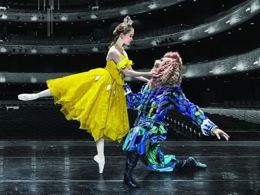 "Texas Ballet Theater's fall production of Lew Christensen's ""Beauty and the Beast"" has been postponed until the end of the season."