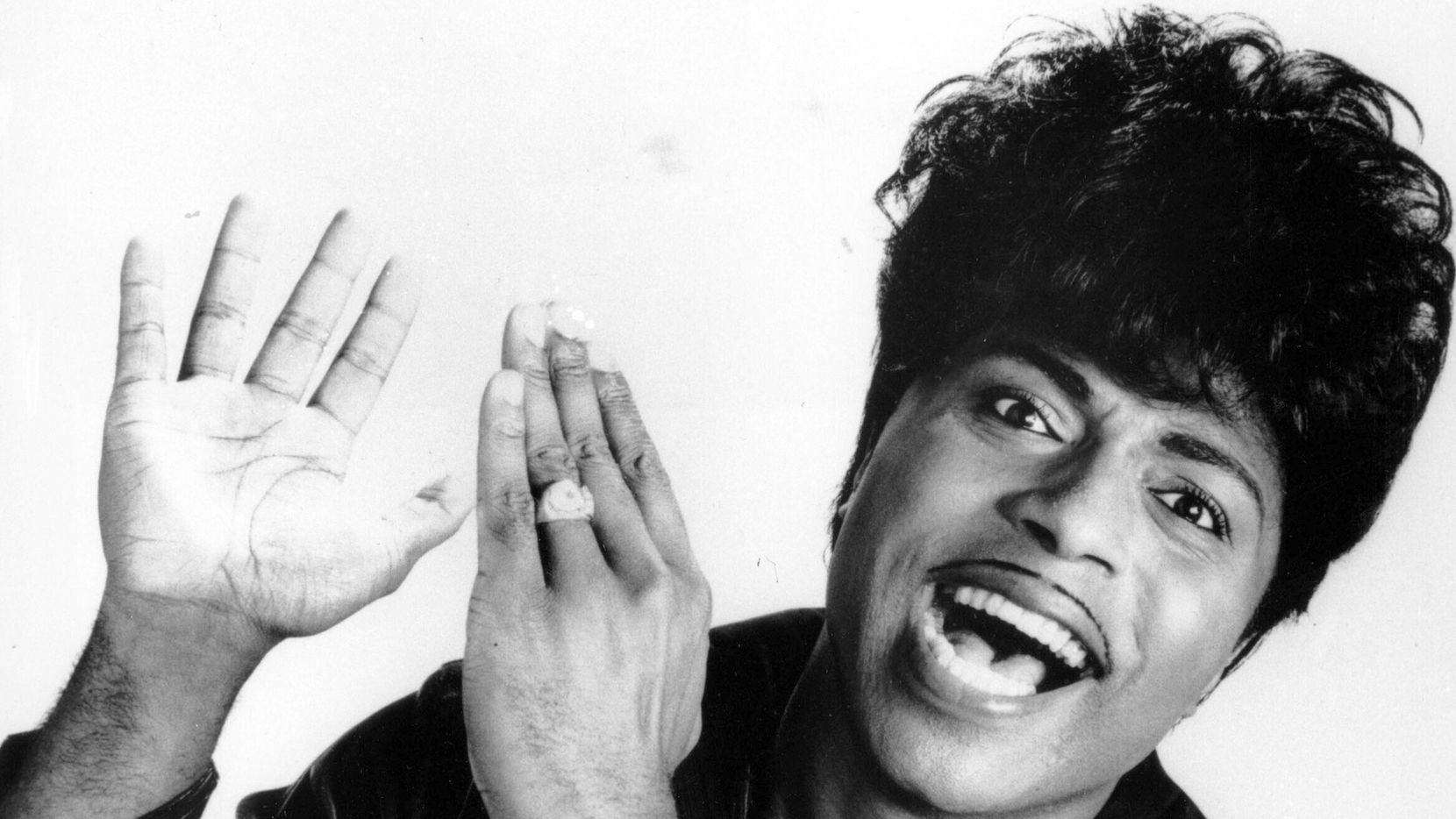 This 1966 file photo shows Little Richard.