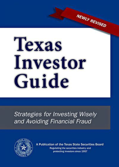 You can order a free copy of the book from the Texas State Securities Board.