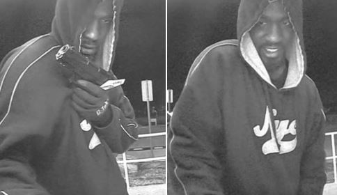 This man is wanted in connection with a series of armed robberies in Arlington, Fort Worth and Mansfield, Arlington police said. The latest offenses occurred Thursday, March 5, 2020.