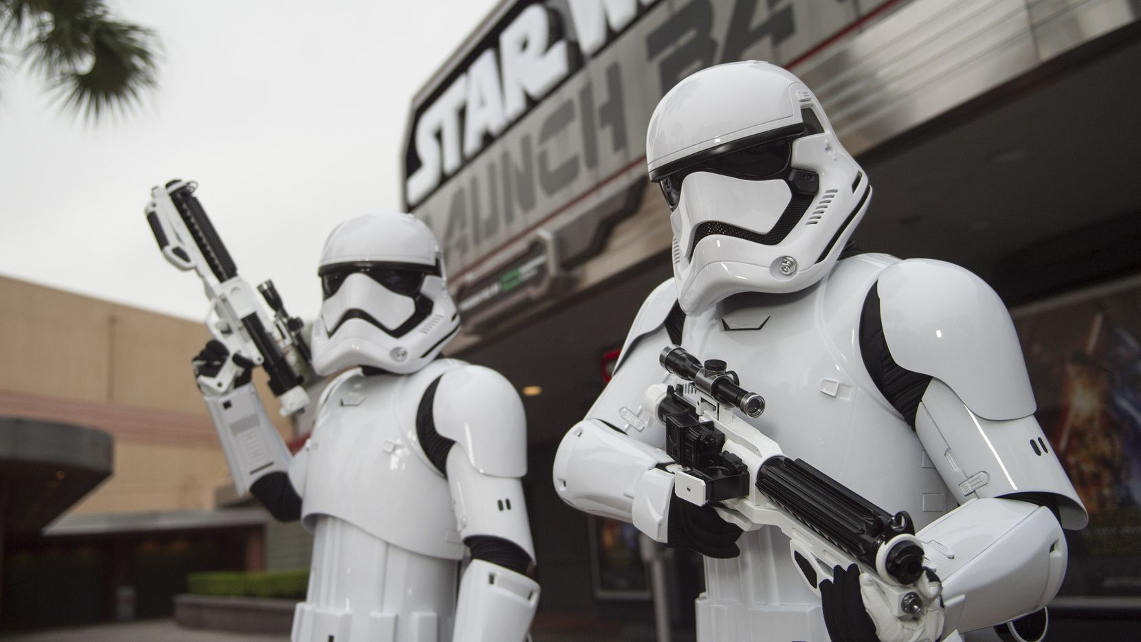 Want stormtroopers at your baby shower? It's totally doable at Walt Disney World in Orlando, Fla. — provided you've got a six-figure budget to work with.