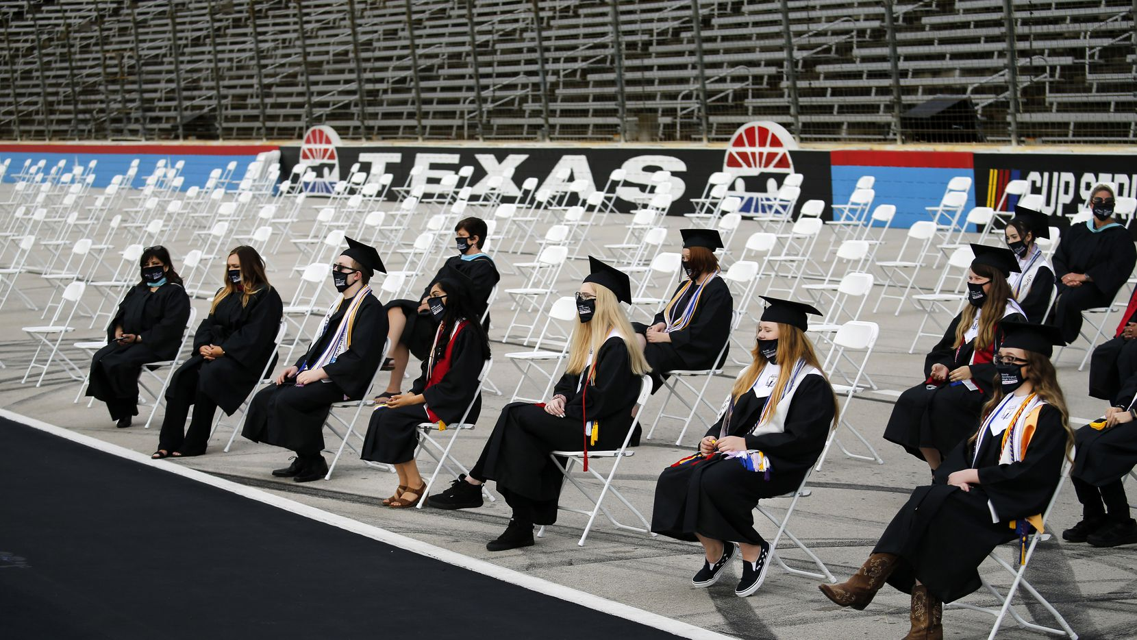 Grand Prairie ISD will host in-person graduations this spring at another major venue: Globe Life Field.