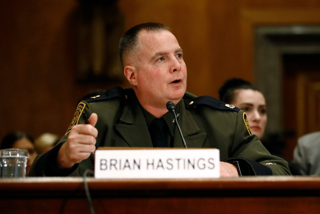 At a House Judiciary Committee oversight hearing Thursday, Brian Hastings, Chief of Law Enforcement at the U.S. Border Patrol,  said that Francisco Galicia was detained because it was discovered he had used a U.S. visitors visa that his mother got for him when he was a minor to travel back and forth from Mexico more than 50 times.