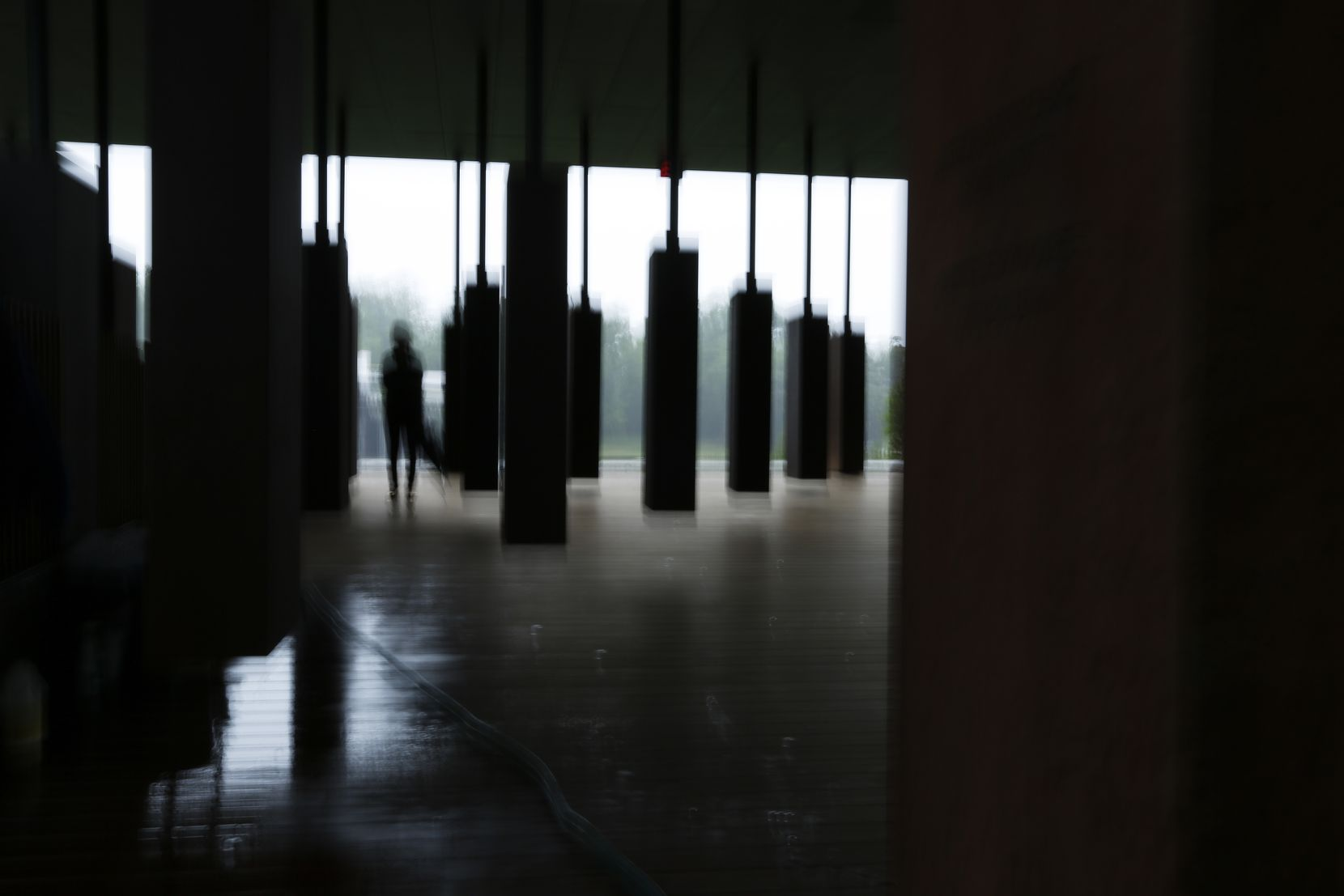 The National Memorial for Peace and Justice honors thousands of people killed in racist lynchings.