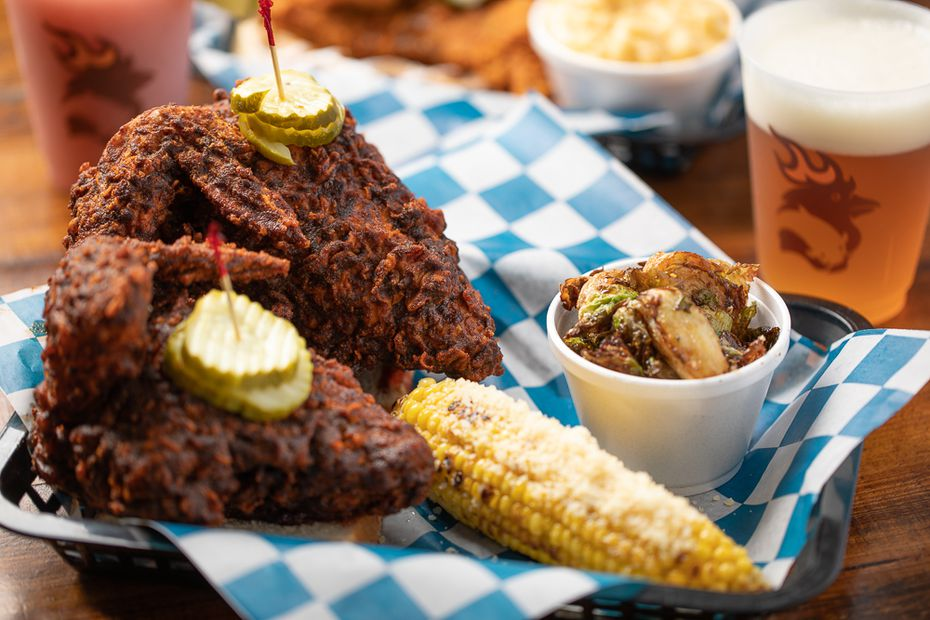 Palmer's Hot Chicken is expected to open in summer 2020 at Mockingbird Lane and Abrams Road in the Lakewood neighborhood of Dallas.
