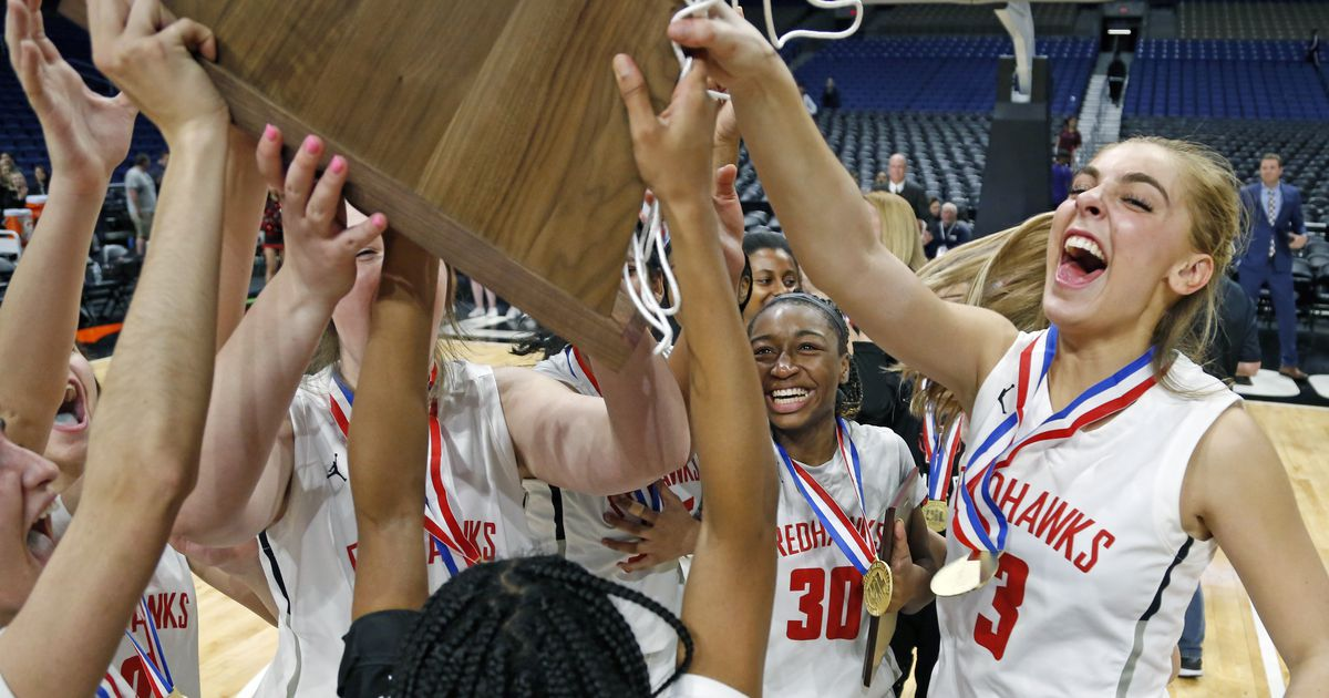 Girls basketball semifinalists can still have a state tournament atmosphere — it just won't be at Alamodome