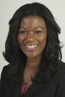 Jessica Moore, UT-Southwestern psychiatry resident and member of Paul Quinn College mental health team.