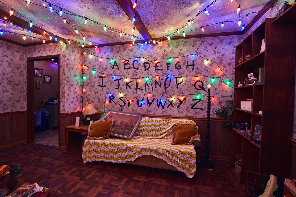 Halloween Horror Nights at Universal Orlando features terrific haunted houses based on hit films and shows, including Stranger Things.
