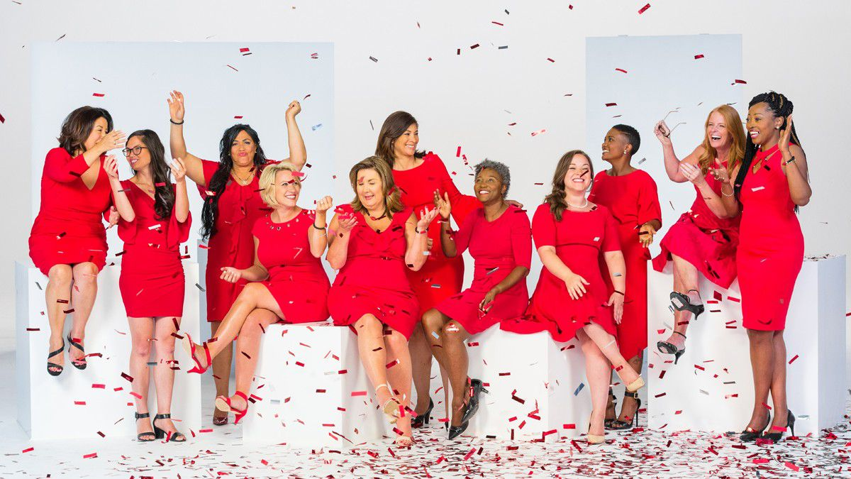 The American Heart Association's Go Red for Women Luncheon takes place on Feb. 28, at the Omni Dallas Hotel.