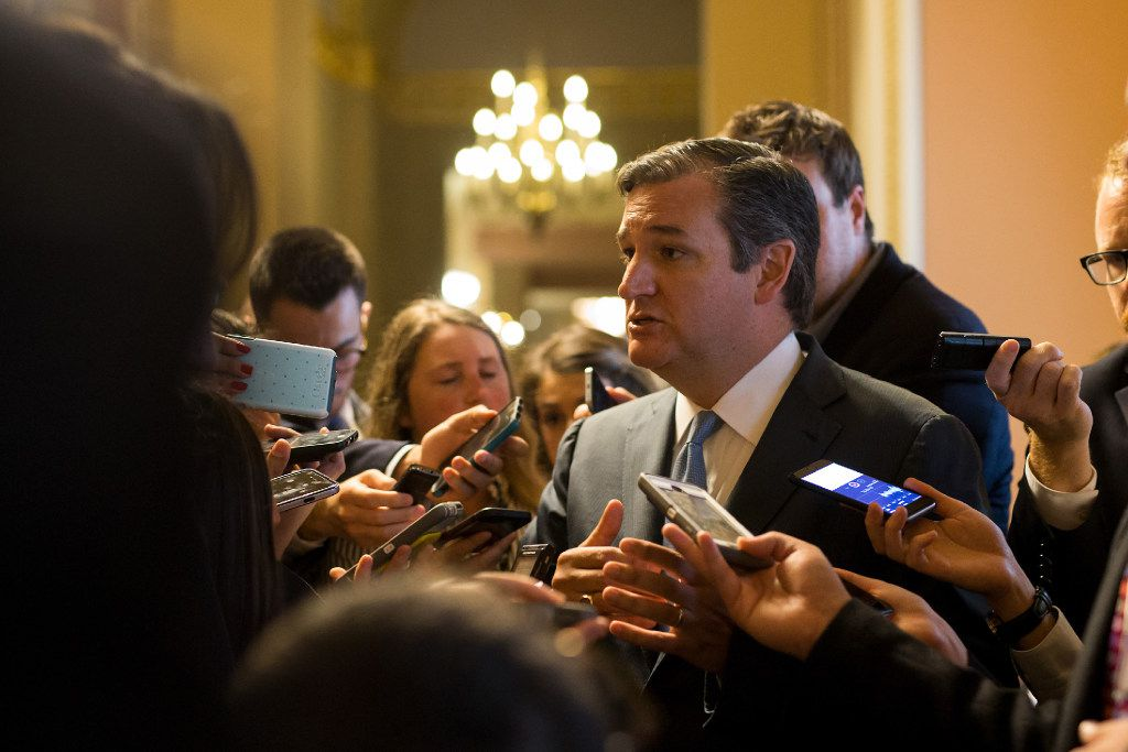 Sen. Ted Cruz urged the Trump administration to intervene in the longstanding dispute between U.S. airlines and three state-owned carriers in the Middle East. The U.S. airlines  say Qatar Airways, Emirates Airways and Etihad Airways are receiving government subsidies to get a wing up on their international rivals.