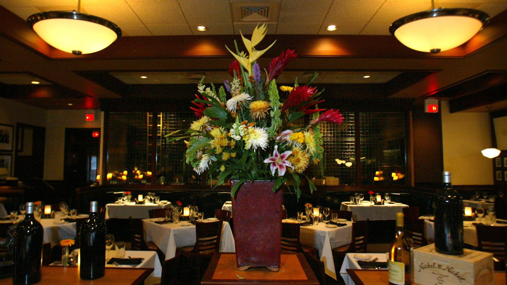 Steakhouse To Make A Return Dallas