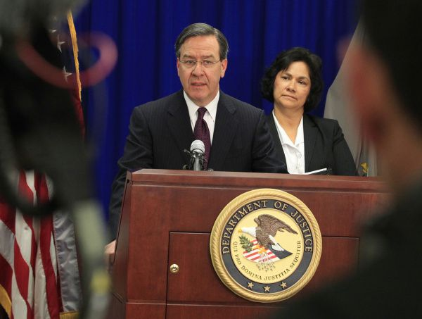 Robert Casey Jr., special agent in charge of the Dallas office of the FBI, and U.S. Attorney Sarah Saldana, announcing the indictments Tuesday, said the charges against Dr. Jacques Roy and six associates focus new attention on North Texas as an emerging locale for health care billing fraud.