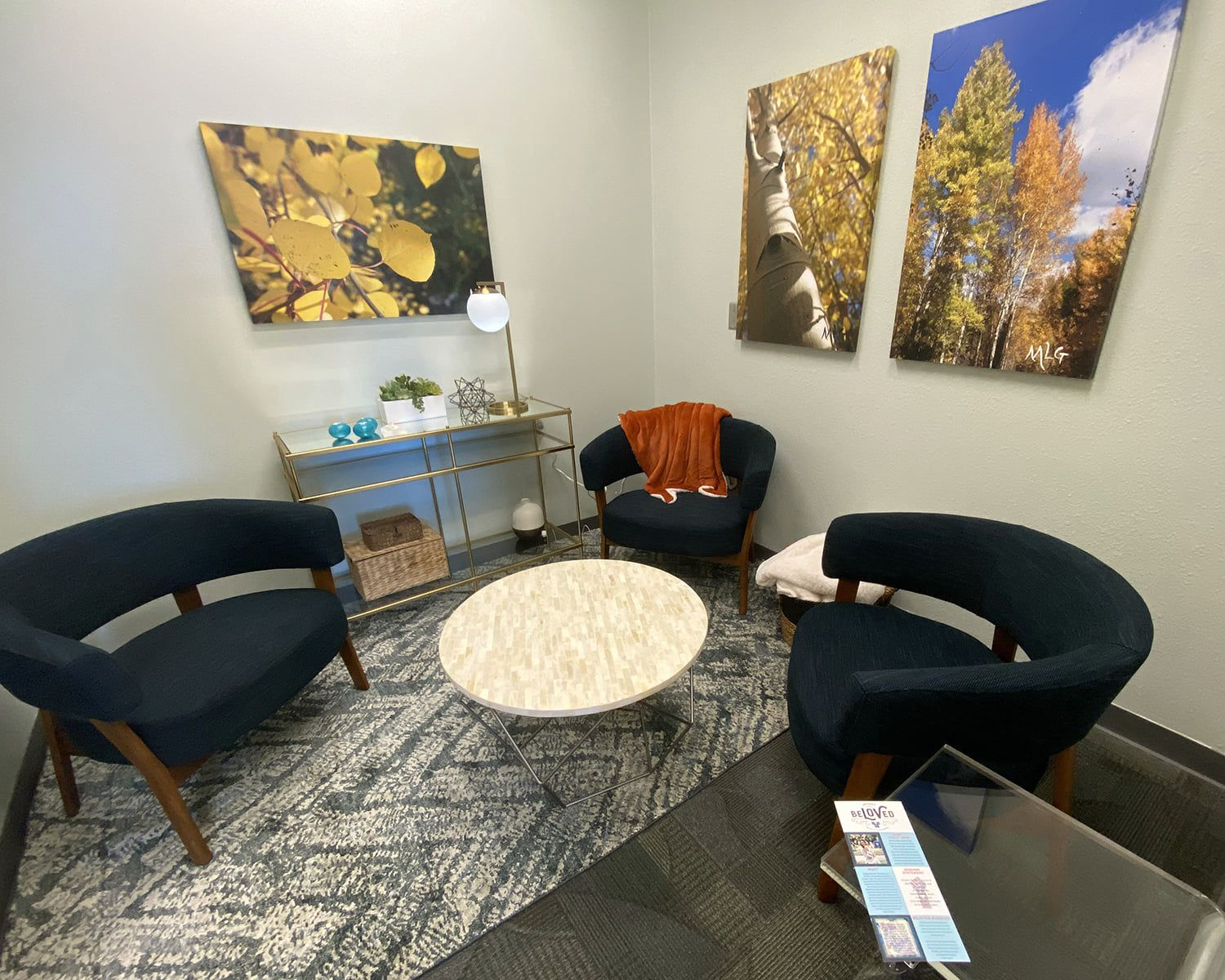 The Mesquite Police Department debuted its soft interview room Aug. 27 in partnership with Project Beloved.