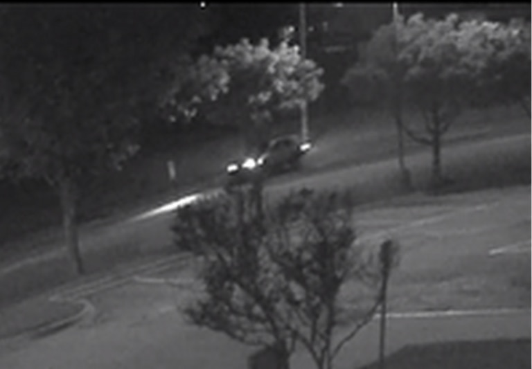 The Dallas Police Department is asking for the public's help in locating the suspect in a fatal hit-and-run, pictured here, that happened in central Oak Cliff on April 28.