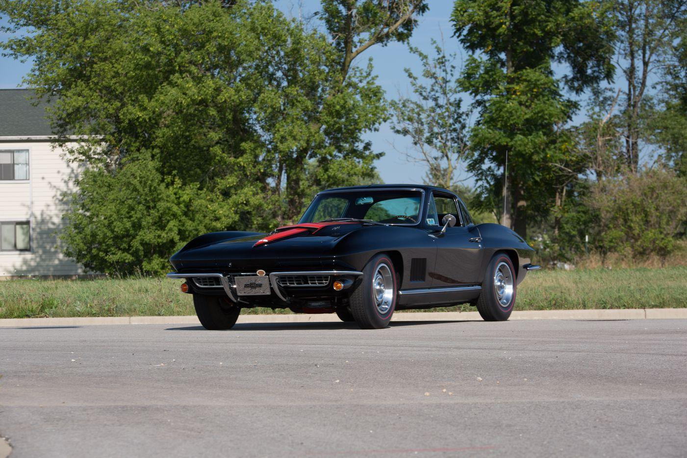 Lot S119 1967 Chevrolet Corvette Coupe
