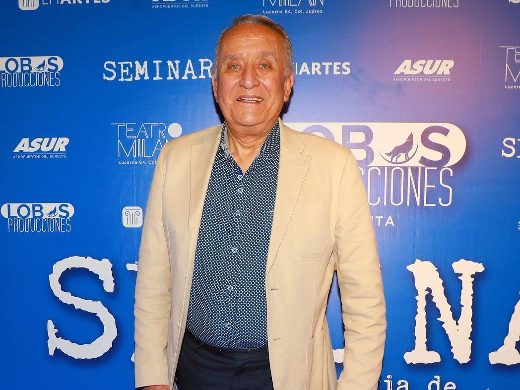 El actor Patricio Castillo murió a los 81 años. Se encontraba internado en un hospital, a consecuencia de una afección pulmonar que le aquejaba desde hace tiempo.