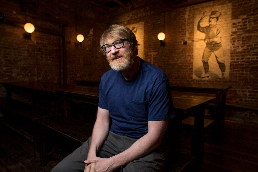 Author Chuck Klosterman has released a new collection of short stories, Raised in Captivity: Fictional Nonfiction.