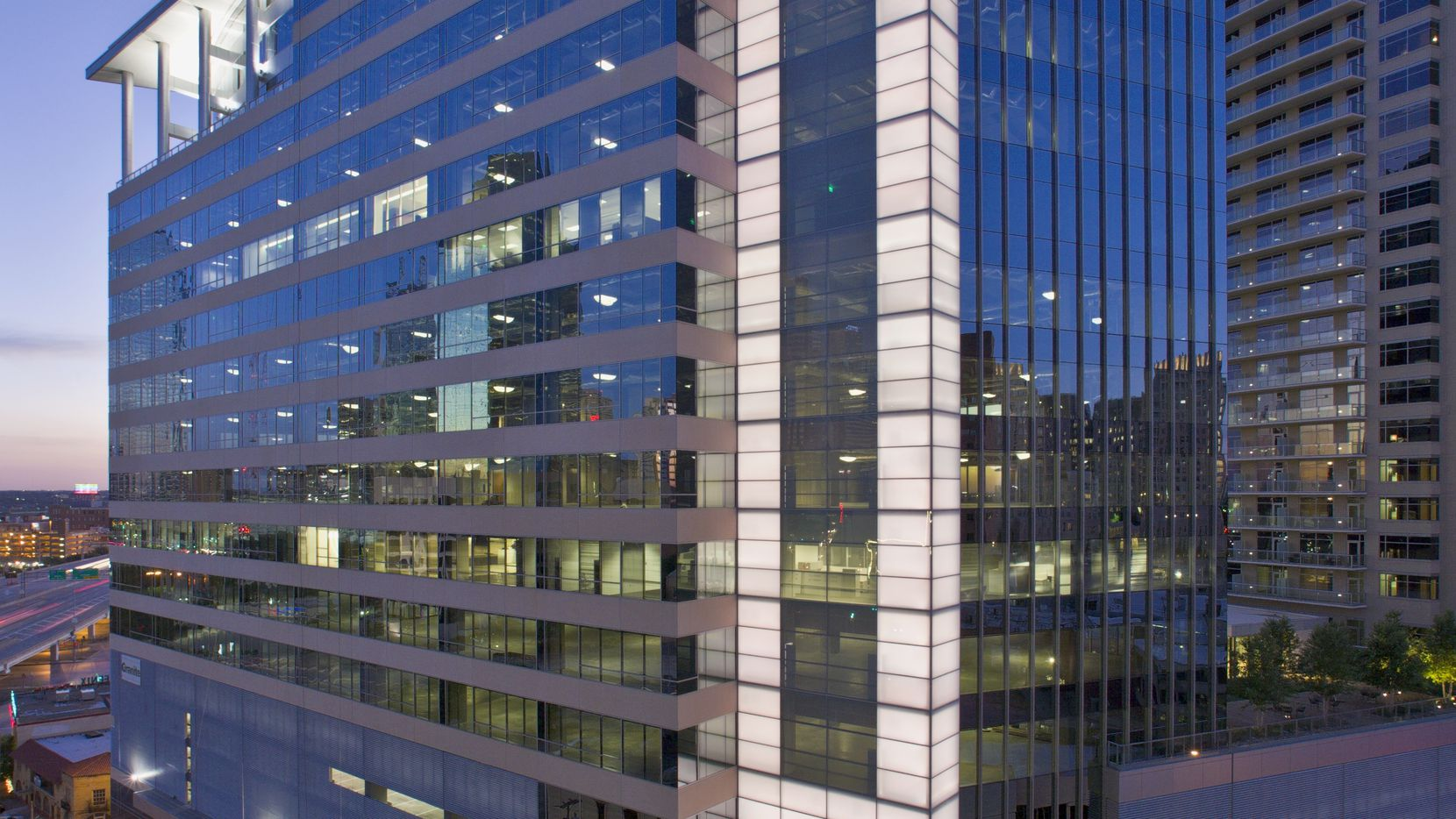 The 17Seventeen McKinney tower is expected to sell for $188 million or $510 per square foot