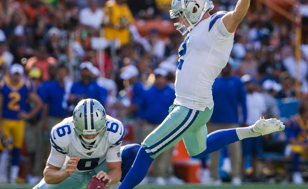 Cowboys have 'all the confidence in the world' in K Brett Maher heading into season