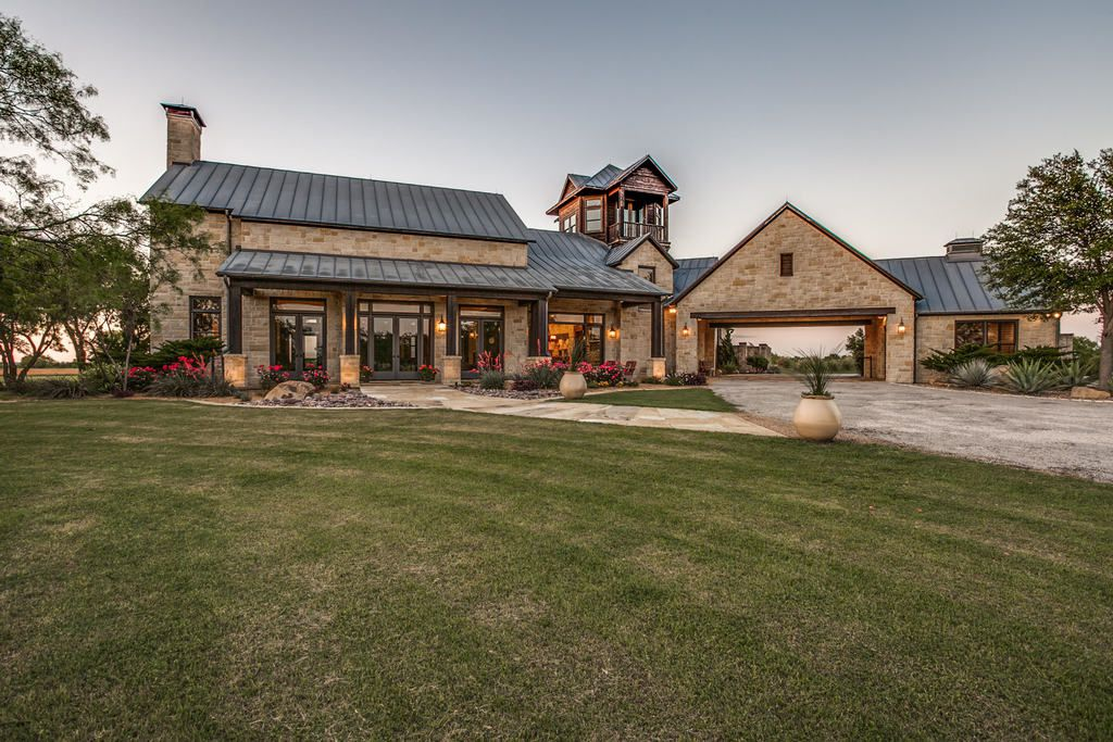 A look at Stone House Ranch in Celina, Texas.