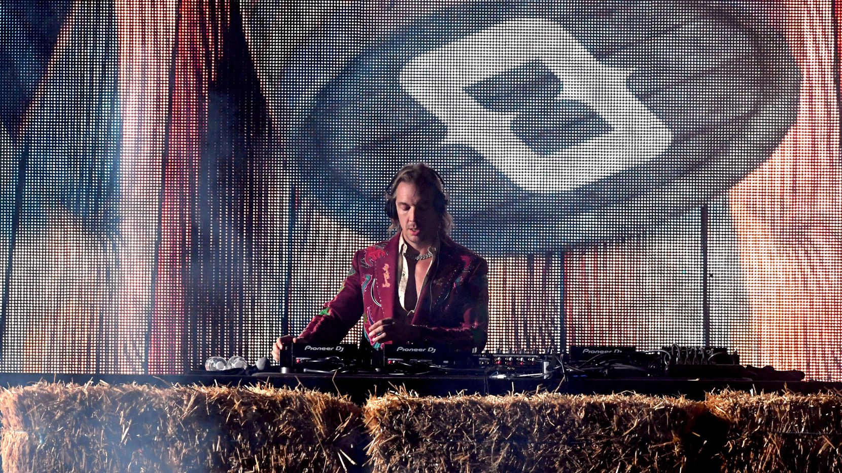 Diplo performed onstage during the Stagecoach Festival on April 28, 2019, in Indio, Calif. The Grammy-winning DJ will be among the headliners at Fort Worth's Fortress Festival in April.